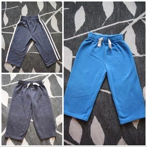 •Garanimals• Baby Boy (18M) SweatPants Bundle